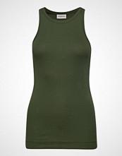 By Malene Birger Amiee T-shirts & Tops Sleeveless Grønn BY MALENE BIRGER