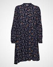 Fransa Frescountry 3 Dress Knelang Kjole Blå FRANSA
