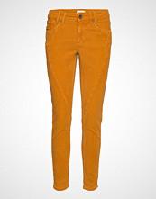 Pulz Jeans Pzrosita Skinny Pant Skinny Jeans Gul Pulz Jeans