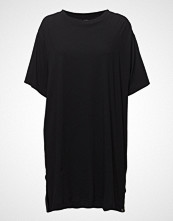Diesel Women T-Grace Dress T-shirts & Tops Short-sleeved Svart DIESEL WOMEN