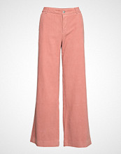 Hope Ease Trousers Vide Bukser Rosa HOPE