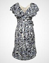 By Malina Viola Mini Dress Kort Kjole Blå BY MALINA