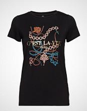 Soyaconcept Sc-Naima T-shirts & Tops Short-sleeved Svart SOYACONCEPT