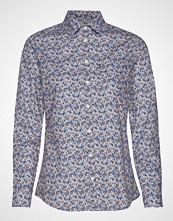 Lexington Clothing Emily Poplin Shirt Langermet Skjorte Blå LEXINGTON CLOTHING