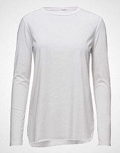 Max Mara Leisure Lawia T-shirts & Tops Long-sleeved Hvit MAX MARA LEISURE