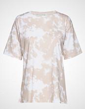 Moves Zilva T-shirts & Tops Short-sleeved Rosa MOVES