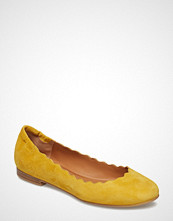 Billi Bi Shoes Ballerinasko Ballerinaer Gul BILLI BI