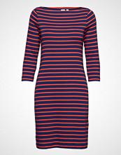 GAP Modern Boatneck Dress Kort Kjole Rosa GAP