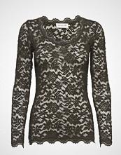 Rosemunde T-Shirt Ls T-shirts & Tops Long-sleeved Brun ROSEMUNDE