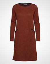 Fransa Frfinew 3 Dress Knelang Kjole Oransje FRANSA