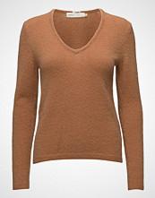 InWear Tia V Pullover Ma18 Strikket Genser Oransje INWEAR