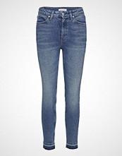 Calvin Klein Ckj 010: High Rise S Skinny Jeans Blå CALVIN KLEIN JEANS