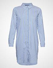 Denim Hunter Dhetta Shirt Dress Kort Kjole Blå DENIM HUNTER