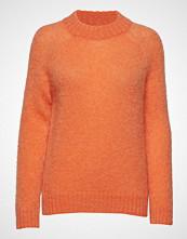 IBEN Monty Sweater Strikket Genser Oransje IBEN