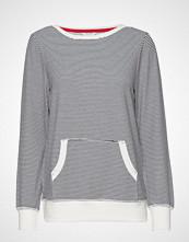 Esprit Bodywear Women Night-T-Shirts Strikket Genser Blå ESPRIT BODYWEAR WOMEN