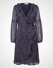 Cream Ana Dress Kort Kjole Blå CREAM
