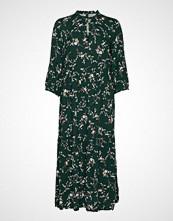 Yas Yaspleana Long Dress Aw D2d Maxikjole Festkjole Grønn YAS