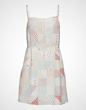 Calvin Klein Patchwork Print Slip Kort Kjole Multi/mønstret CALVIN KLEIN JEANS