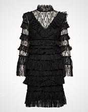 By Malina Rosa Dress Kort Kjole Svart BY MALINA