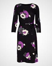 Nanso Ladies Dress, Talvikki Knelang Kjole Svart NANSO