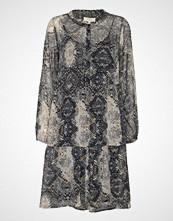 Cream Snaky Dress Kort Kjole Multi/mønstret CREAM