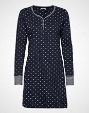 Esprit Bodywear Women Nightshirts Kort Kjole Blå ESPRIT BODYWEAR WOMEN