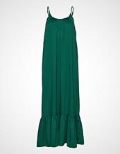 Yas Yasleora Strap Maxi Dress Ft Maxikjole Festkjole Grønn YAS