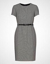 Esprit Collection Dresses Woven Knelang Kjole Svart ESPRIT COLLECTION