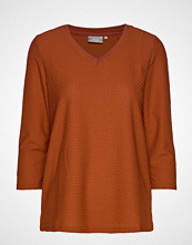 Fransa Fremjacq 1 T-Shirt Strikket Genser Oransje FRANSA