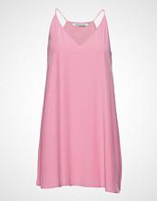 Calvin Klein Flared Slip Dress Kort Kjole Rosa CALVIN KLEIN JEANS