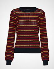 Morris Lady Cori Knit Strikket Genser Multi/mønstret MORRIS LADY