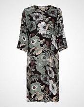 Masai Noreen Dress Knelang Kjole Multi/mønstret MASAI