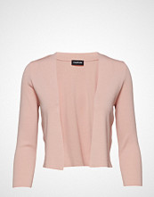 Taifun Jacket Knitwear Strikkegenser Cardigan Rosa TAIFUN