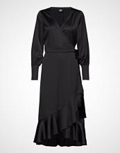 Twist & Tango Tammy Dress Knelang Kjole Svart TWIST & TANGO