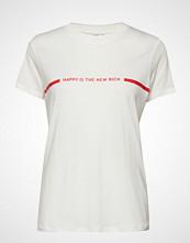 mbyM Energy T-shirts & Tops Short-sleeved Hvit MBYM