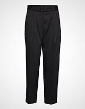 Esprit Collection Pants Woven Bukser Med Rette Ben Svart ESPRIT COLLECTION