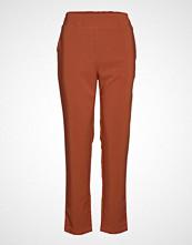 Fransa Fresmix 1 Pants Bukser Med Rette Ben Oransje FRANSA