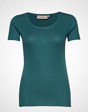 Noa Noa T-Shirt T-shirts & Tops Short-sleeved Grønn NOA NOA