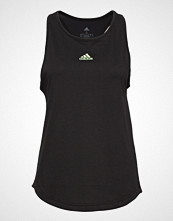adidas Tennis Ny Graphic Tank T-shirts & Tops Sleeveless Svart ADIDAS TENNIS