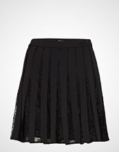 Marciano by GUESS Erin Pleated Skirt Kort Skjørt Svart MARCIANO BY GUESS