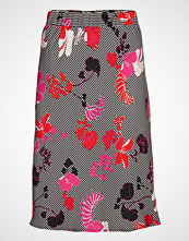 Betty Barclay Skirt Knelangt Skjørt Rosa BETTY BARCLAY
