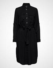 Gina Tricot Caroline Utility Dress Knelang Kjole Svart GINA TRICOT