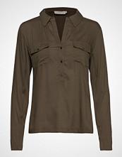 Cream H Y Shirt Langermet Skjorte Grønn CREAM