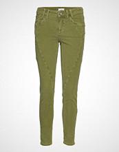 Pulz Jeans Pzrosita Skinny Pant Skinny Jeans Grønn PULZ JEANS