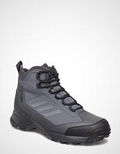 Adidas Performance Terrex Frozetrack Mid Cw Cp Snørestøvletter Støvletter Svart ADIDAS PERFORMANCE