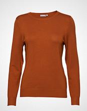 Fransa Zubasic 105 Pullover Strikket Genser Oransje FRANSA