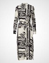 Vero Moda Vmmimi Ls Long Shirt Wvn Ki Maxikjole Festkjole Multi/mønstret VERO MODA