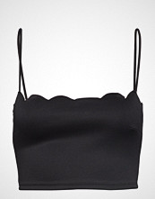 Gina Tricot Cissi Singlet T-shirts & Tops Sleeveless Svart GINA TRICOT