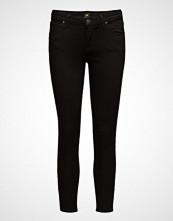 Lee Jeans Scarlett Cropped Skinny Jeans Svart LEE JEANS