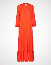 Lollys Laundry Nee Dress Maxikjole Festkjole Oransje LOLLYS LAUNDRY